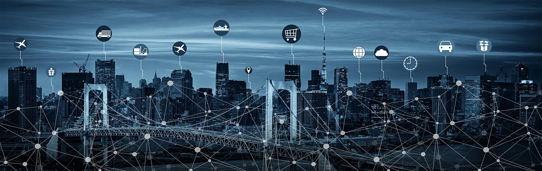 Jetzt die Weichen für die Urbane Logistik stellen – vier Szenarien für 2030