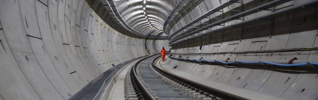 Aktuelle Infrastrukturprojekte: London Crossrail – Quer durch London gebohrt