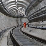 Current Infrastructure Projects: London Crossrail – Digging tunnels across London