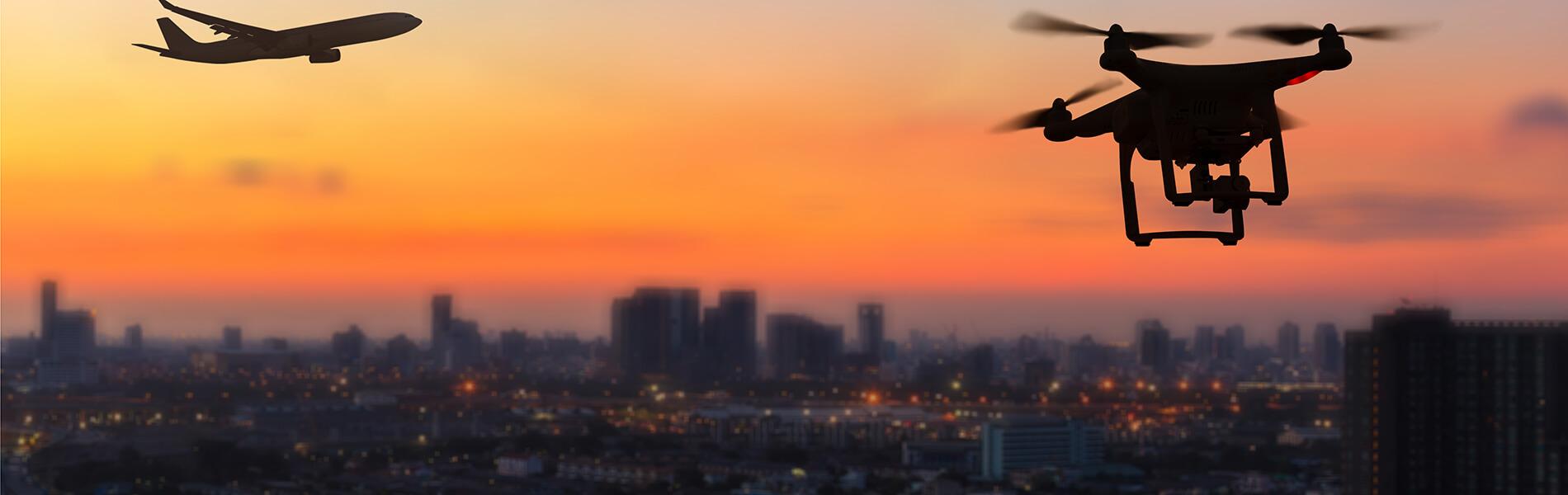 Überwachung von Drohnenflügen:  DFS und Telekom haben Joint Venture Droniq gegründet