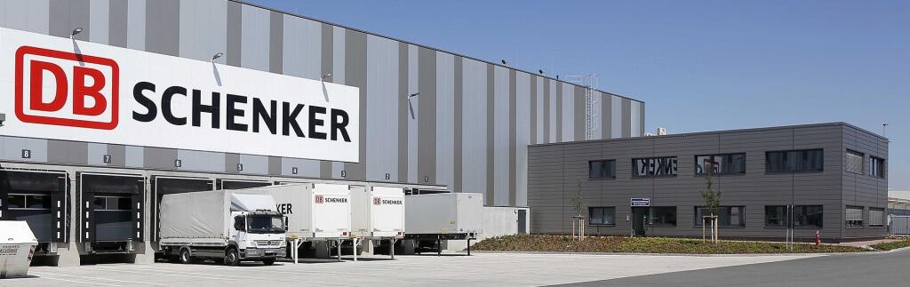 Für Kunden aus Industrie und Handel: DB Schenker eröffnet Logistikzentrum in Nürnberg