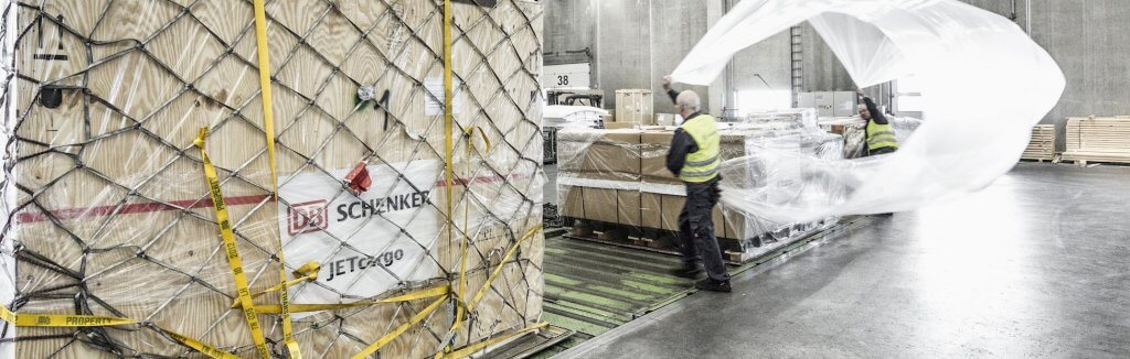 Air freight: Risk management between Big Data and customer meetings