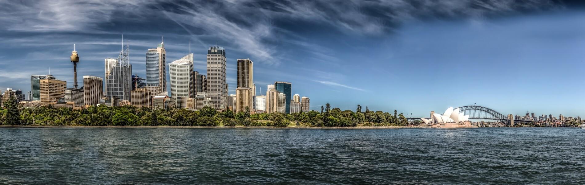 Australien-Logistik: Von wegen Kängurus