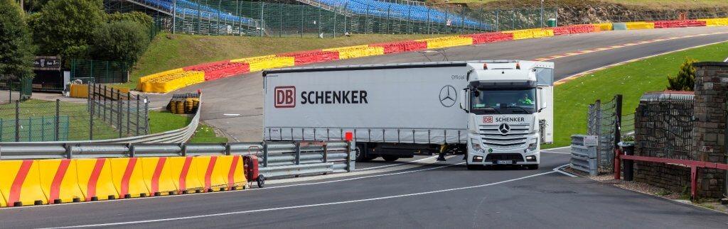 Formula One ™ premiere: three countries in three weeks
