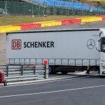 Formula One (tm) premiere: three countries in three weeks