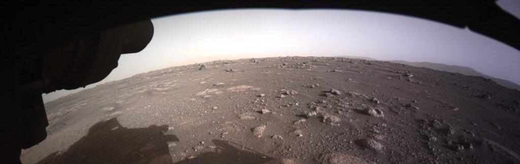 Extraterrestrische Logistik: 40 Tonnen Material für die Besiedlung des Mars