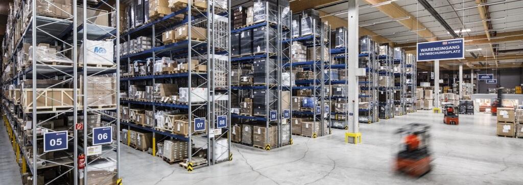 Leuchtendes Beispiel: Logistik für Osram-Produktion