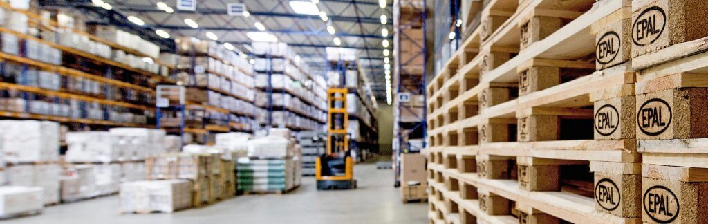 Trust is good, but monitoring is better: the Central Pallet Management system from Schenker Deutschland AG