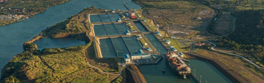 Der Panamakanal oder: Oh wie schön ist eine Abkürzung!