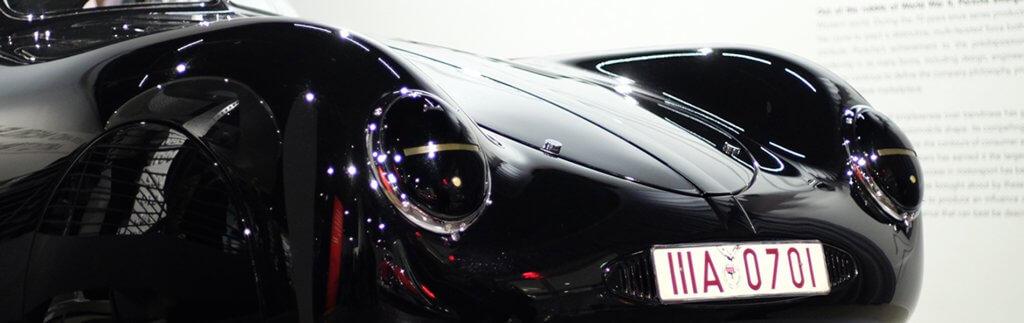 When automotive legends leave the ground – Automotive Division