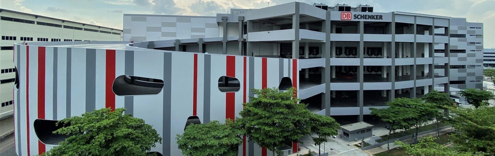 Highspeed mit Hightech in Singapur