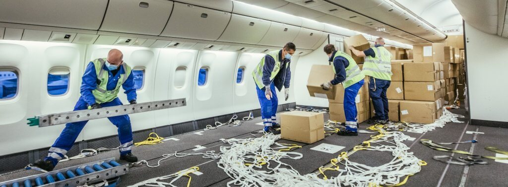 Restart or destruction? Logistics and  the pandemic