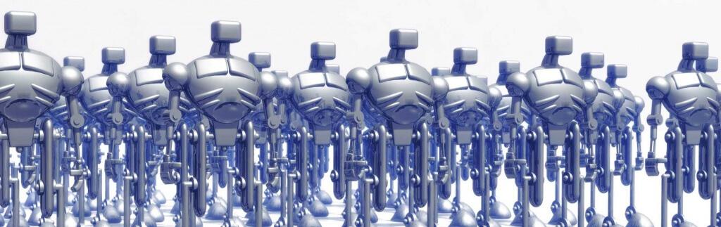 Mensch und Roboter – wer hat Vorfahrt?