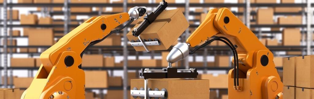 Umfrage zur Logistik 4.0: Welche Aufgaben können Roboter in der Logistik übernehmen?