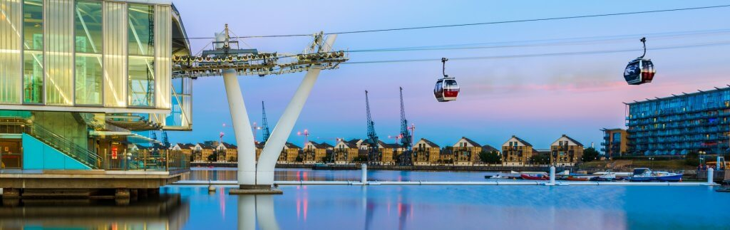 On the steel thread – The urban ropeway