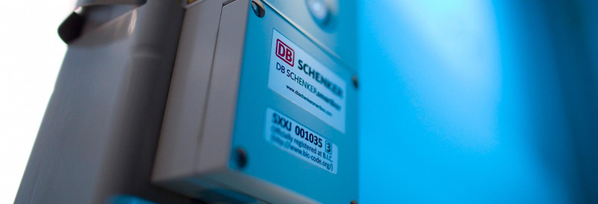 Smartbox-Familie macht DB Schenker zum Marktführer bei der Sensor-Technik