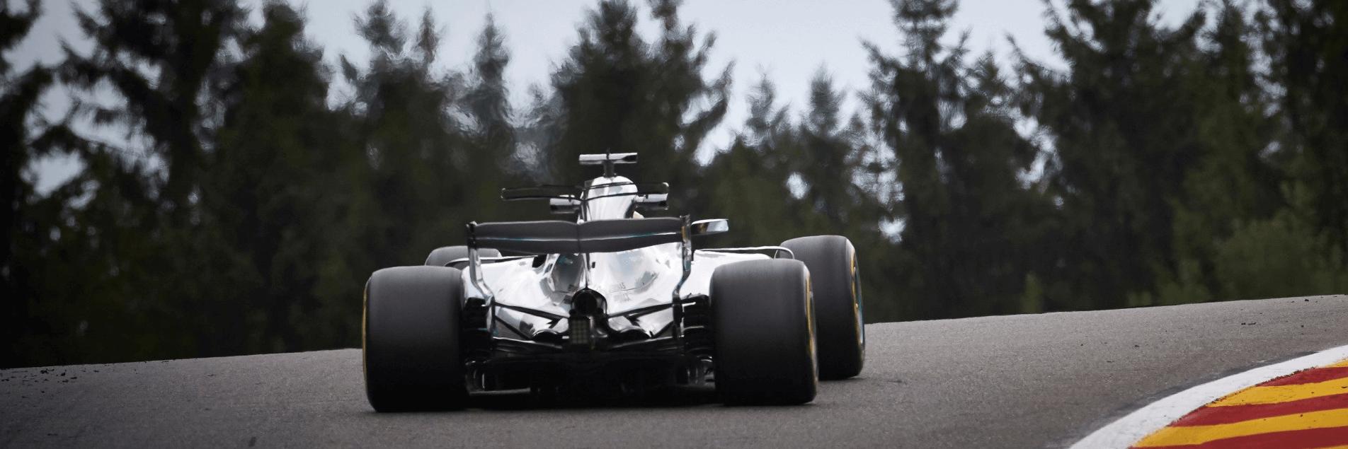 DB Schenker Formel 1 Auftritt für 2017 auf der Zielgeraden