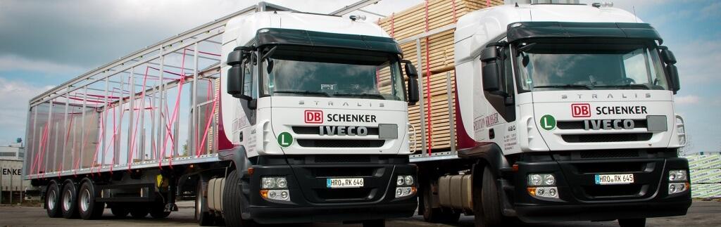 Transportlogistik für eines der größten Sägewerke Europas