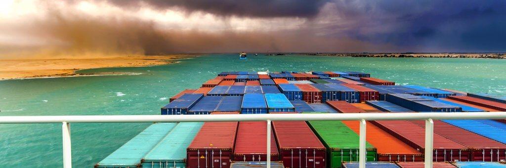 Die Welt wird immer vernetzter: Der Suez-Kanal – Modernisierung eines Jahrhundertwerks