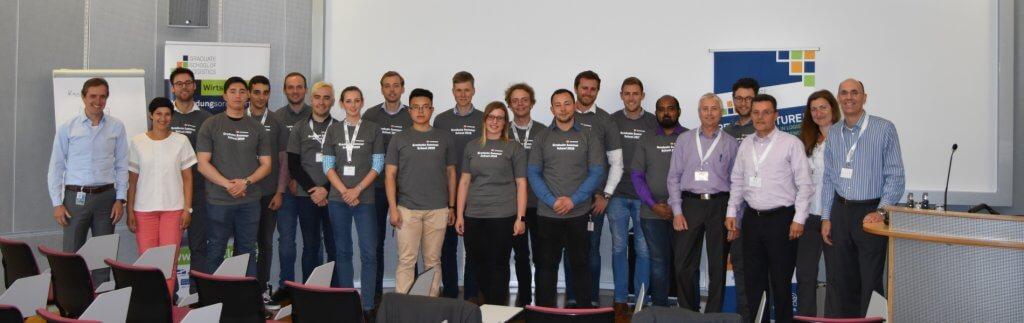 """Live Case Study: """"Win-Win Situation für Doktoranden und DB Schenker"""""""