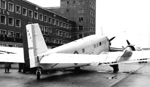 historisches Bild Junkers Ju 52
