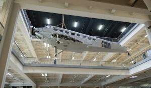 Transport einer Junkers Ju 52
