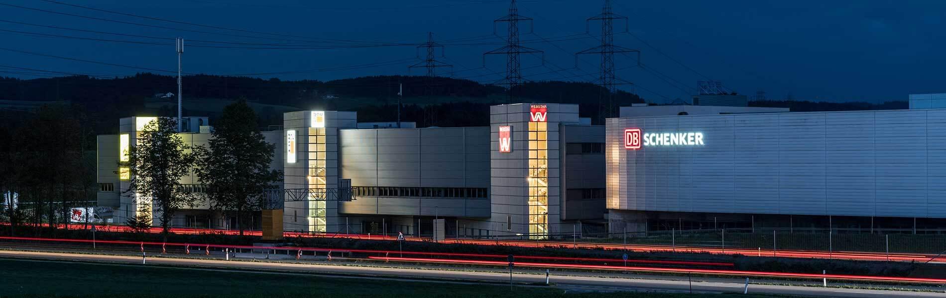 Ersatzteillogistik in der Schweiz