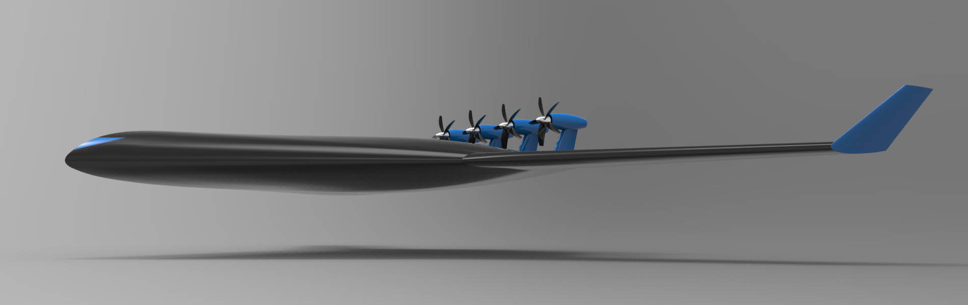 Transportation drones have the potential to cut air freight costs in half