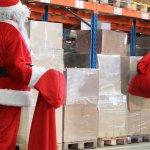 Weihnachten: Logistiker als verlängerter Arm des Weihnachtsmanns