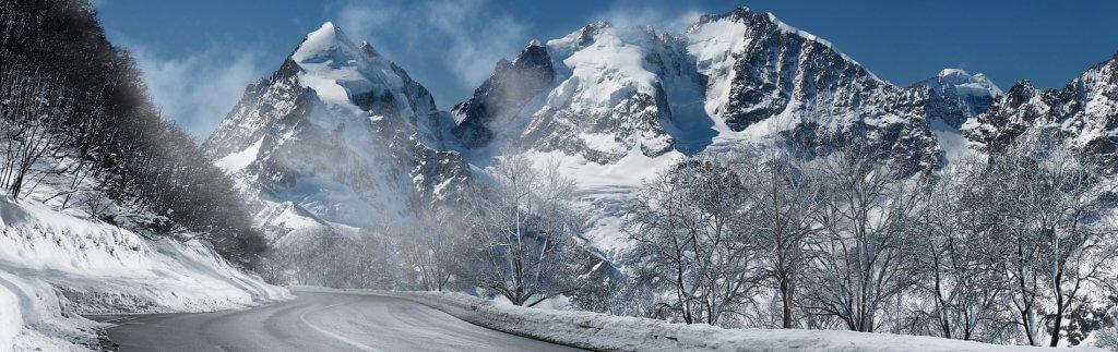 Wie die Logistik Schnee und Eis meistert