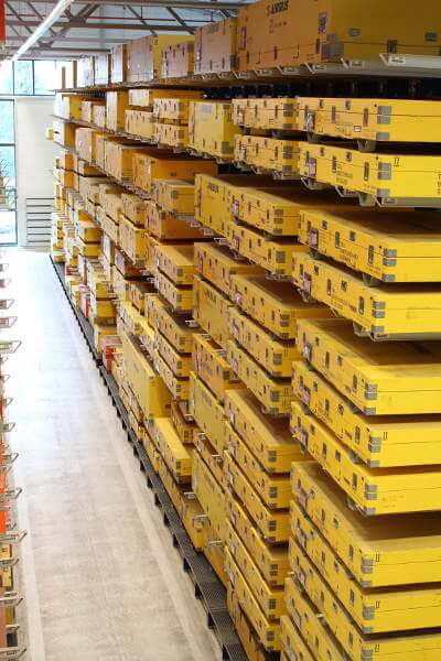 Verpackungen für den Transport von Spezialwerkzeugen