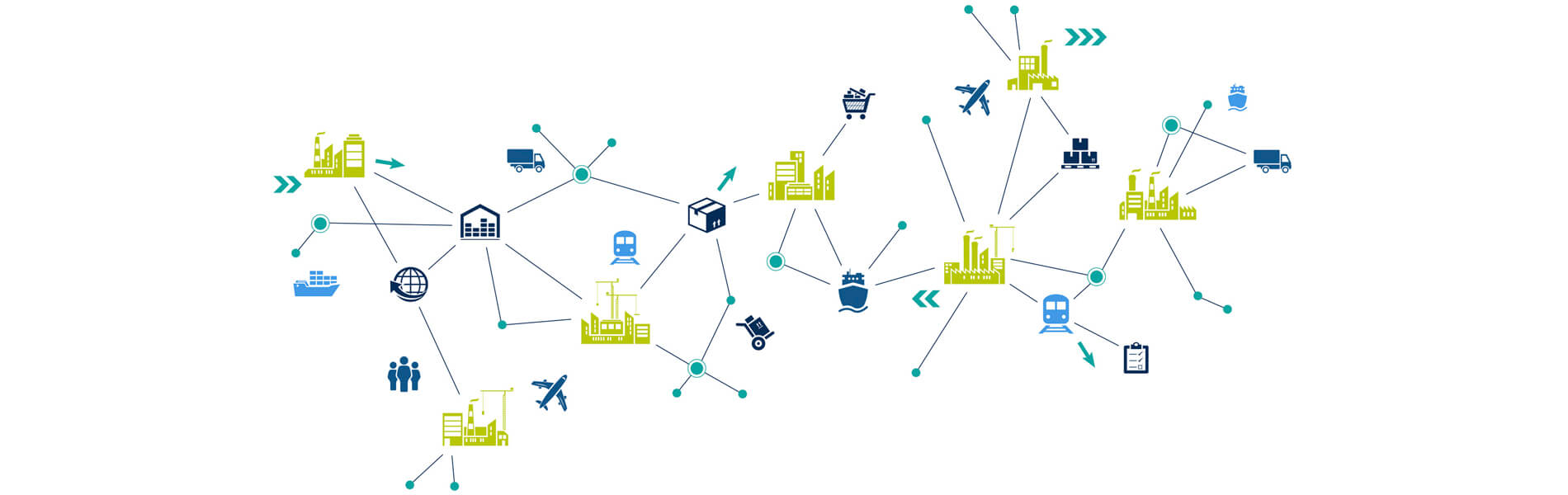 Supply chain: Sharing data brings more benefits