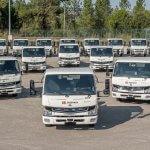 Elektromobil mit dem FUSO-eCanter: Mehr Nachhaltigkeit in Europas Städten