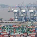 Der größte Frachthafen der Welt