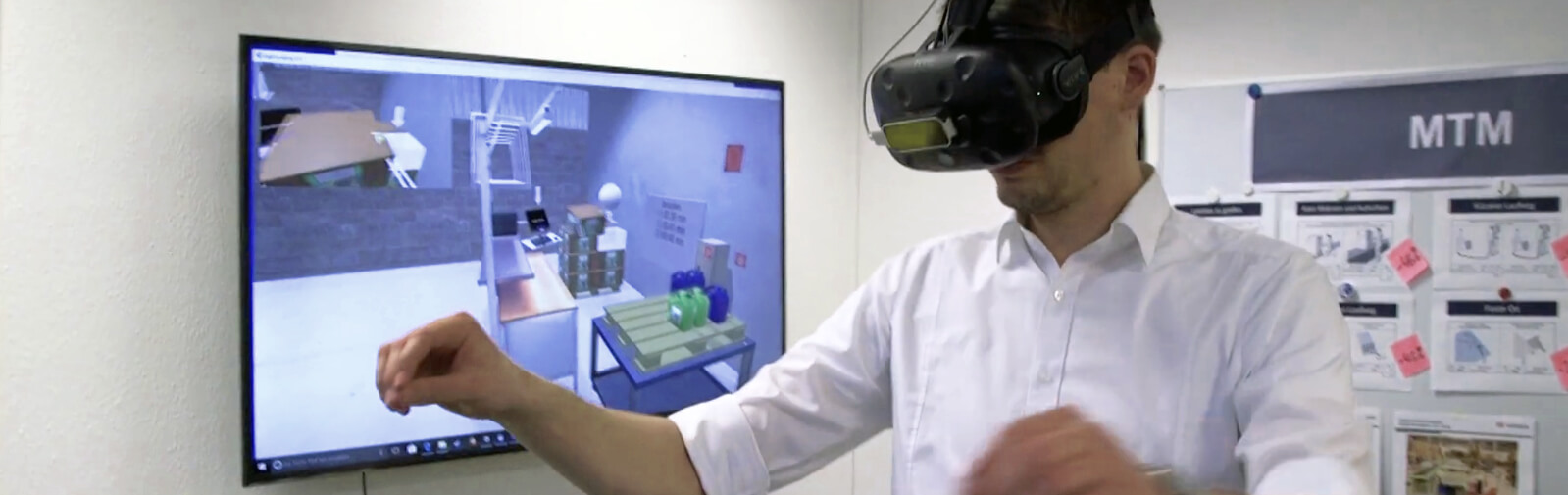 Learning by gaming: Serious gaming and virtual reality at DB Schenker