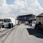 Formel 1-Reportage: Der Aufbau des Motorhome von MERCEDES AMG PETRONAS