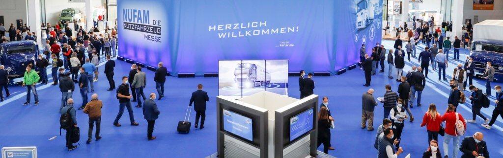 NUFAM 2021: Nachhaltigkeit, Innovation und Telematik