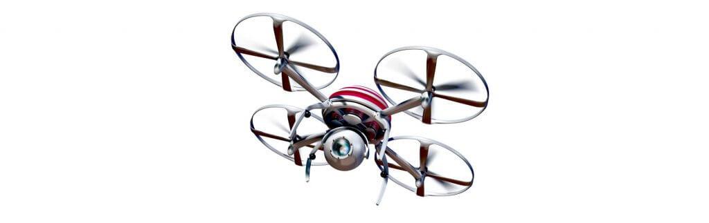 Hoch hinaus! Quadrocopter helfen bei der Inventur