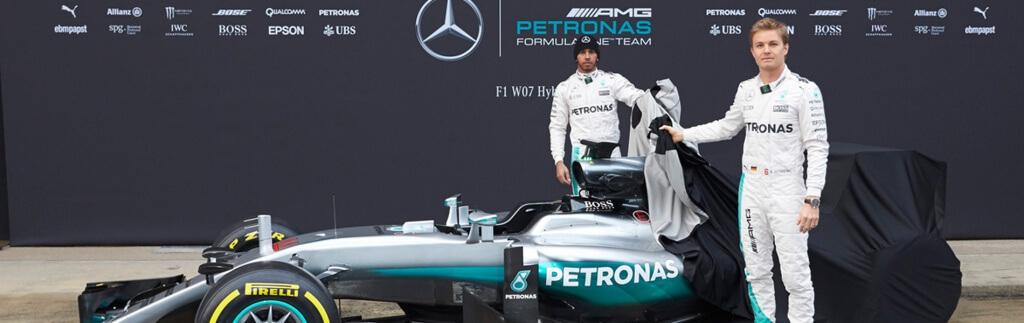 """Formel 1-Logistik: """"Unser Herz schlägt für MERCEDES AMG PETRONAS"""""""