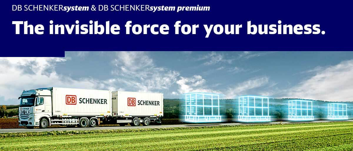 System freight: that's how you take advantage of our new land transport services