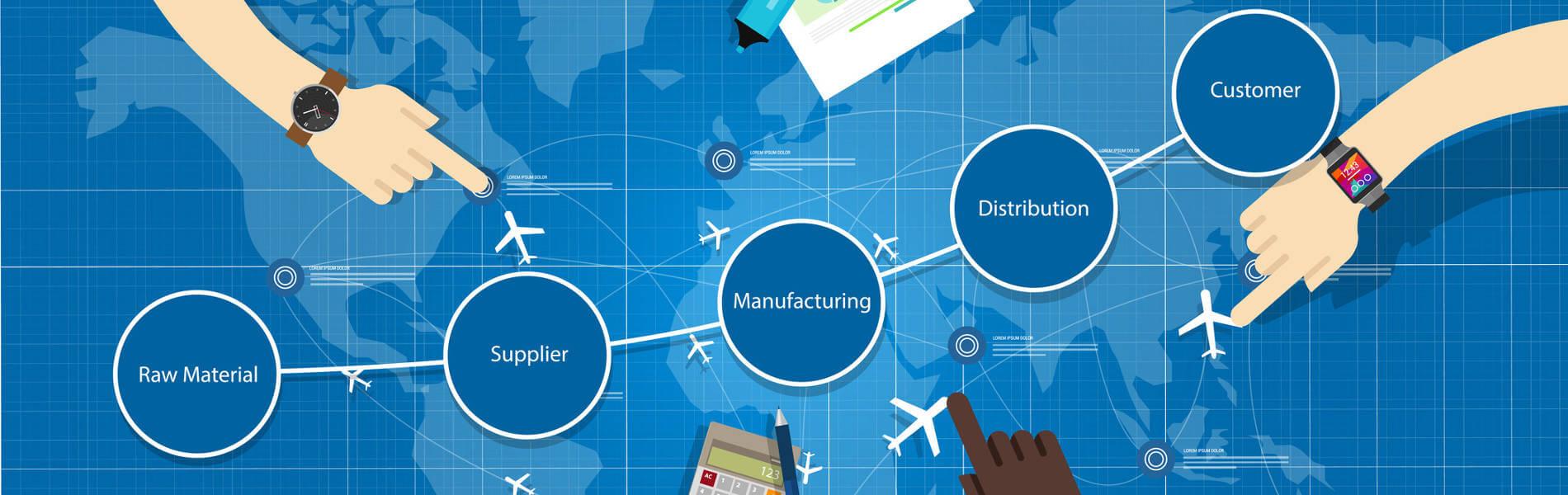 Supply Chain: BVL-Studie untersucht Trends der Wertschöpfungskette