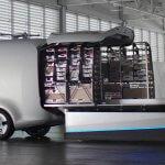 Zustellfahrzeug mit Vision: Der Mercedes-Benz Vision Van