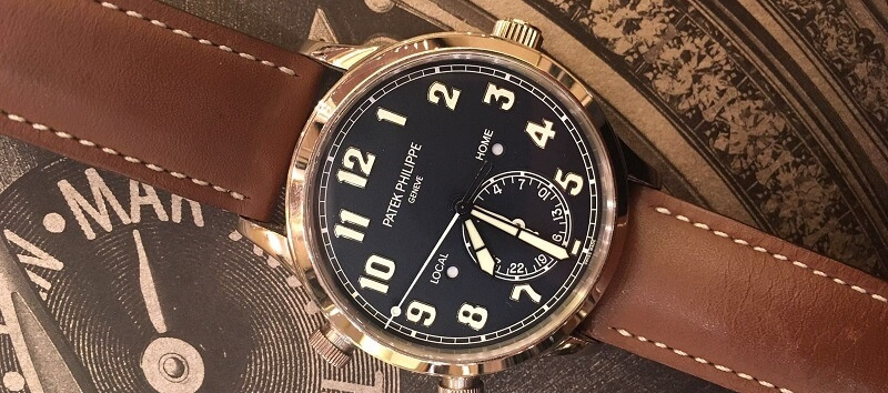 Patek Philippe Calatrava Pilot Travel Time: Die Design-Innovation aus Genf